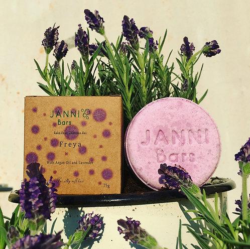 Freya Shampoo Bar by Janni Bars