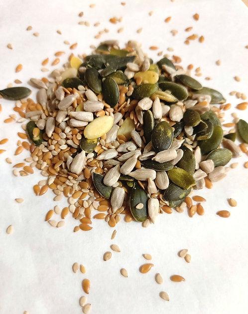 Organic Omega Four Seeds 100g