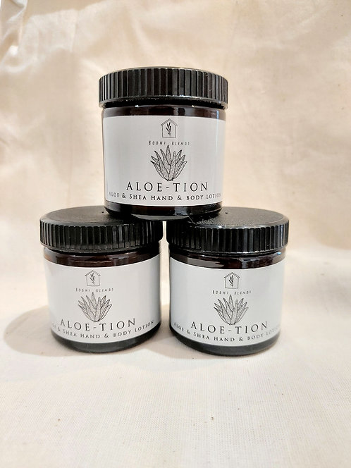 Aloe-tion Aloe & Shea Hand & Body Lotion by Bodhi Blends