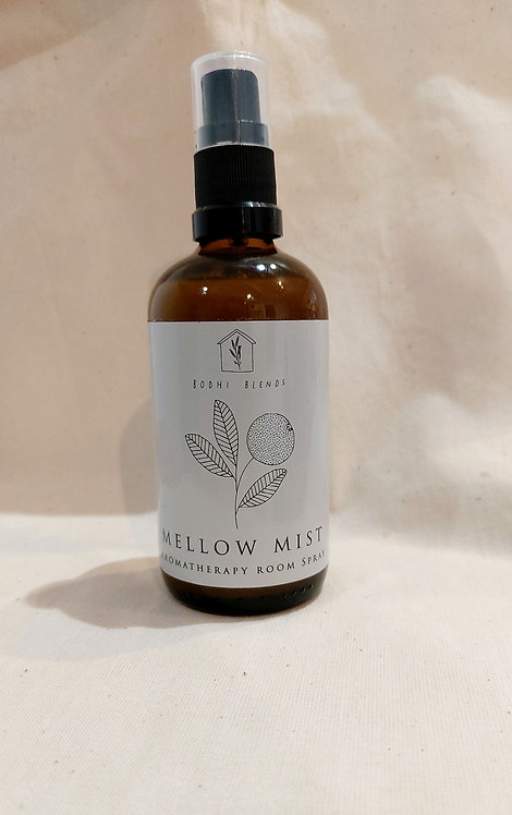 Room Spray Mellow Mist by Bodhi Blends