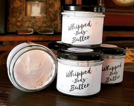 Whipped Body Butter by Sophie's Soaps