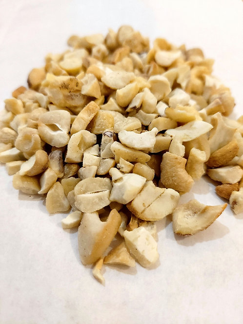 Organic Cashew Nut Pieces 100g