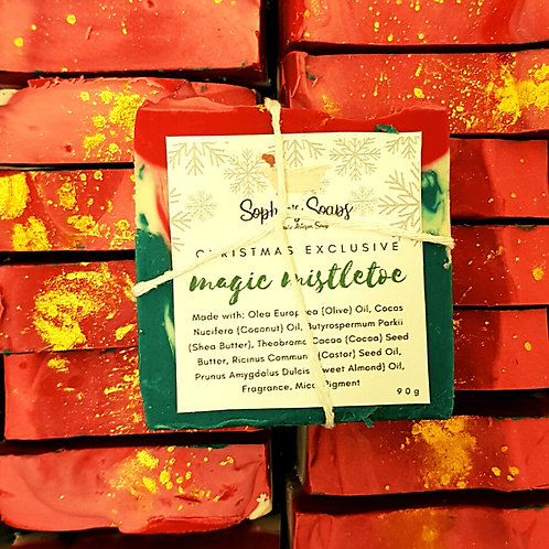Magic Mistletoe by Sophie's Soaps