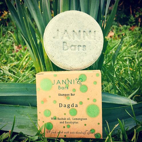Dagda Shampoo Bar by Janni Bars