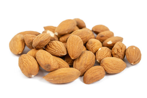 Organic Almonds (Whole) 100g