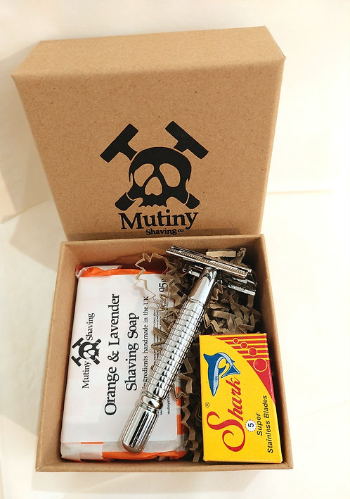 Mutiny Shaving Mini Set