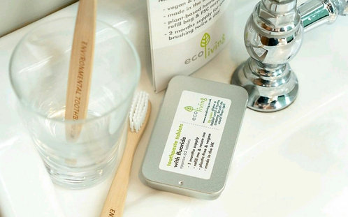 Toothpaste Tablets by Eco Living