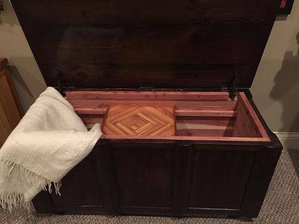 Luxury Bath Tray