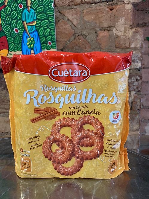 Rosquilhas com Canela 450g