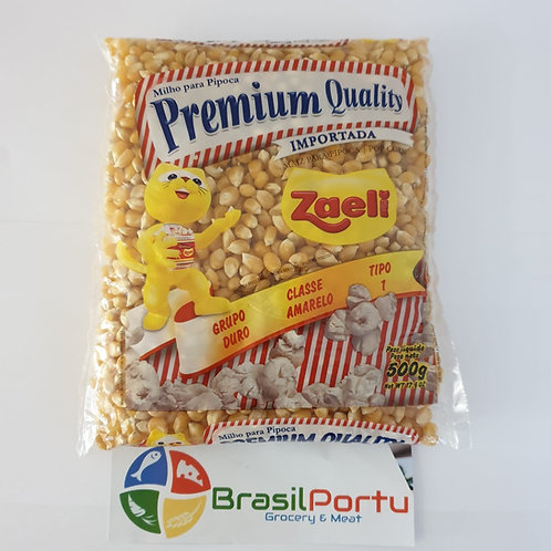 Milho Pipoca Premium 500g