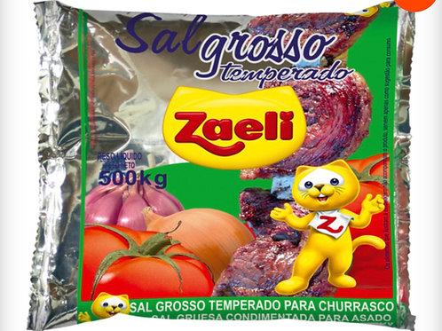 Tempero para churrasco Zaeli 500g