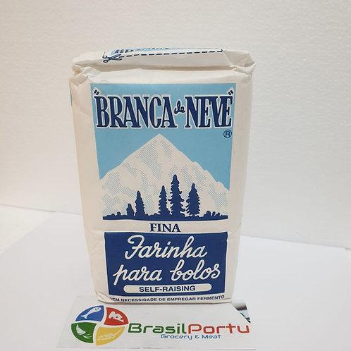 Farinha para Bolos Branca de Neve 1kg