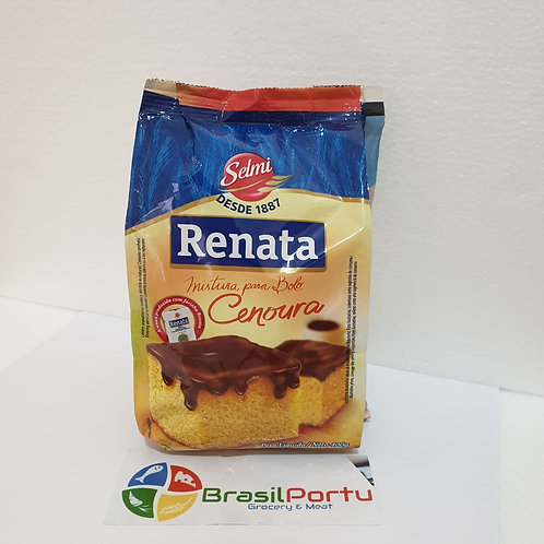 Mistura de Bolo Cenoura Renata 400g
