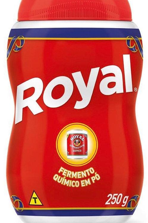 Fermento em Pó Royal 250g