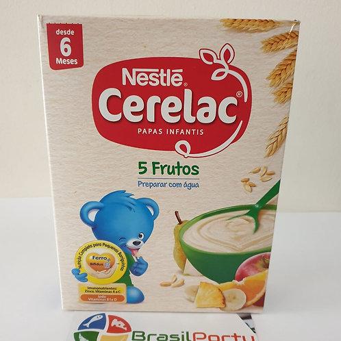 Nestlé Cerelac 5 Frutos 250g