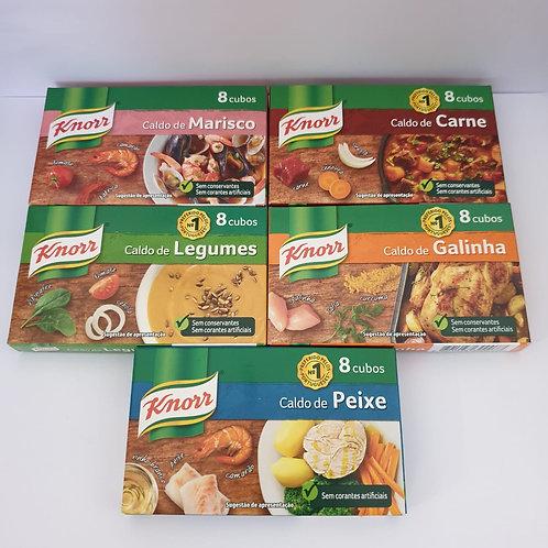Knorr Caldos Sabores 80g