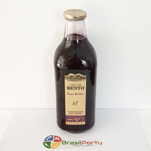 Suco de Uva São Bento 1L