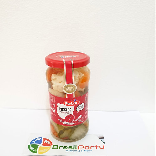 Pickles Ferbar 345g