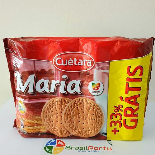 Cuétera Biscoito Maria 800g