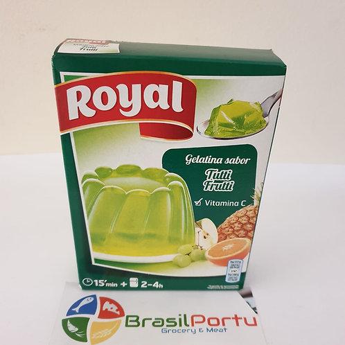 Gelatina Tutti Frutti Royal 170g