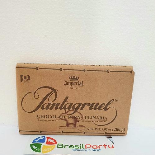 Chocolate em Barra Pantagruel 200g