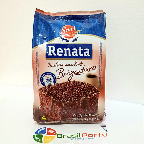 Mistura de Bolo Brigadeiro Renata 400g