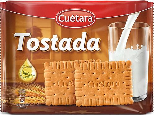 Biscoito Cuétera tostada 800g