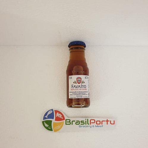 Mini Garrafa Favaíto Moscatel Douro 55ml
