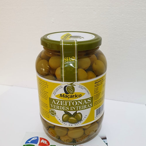 Azeitonas Verdes Maçarico 850g