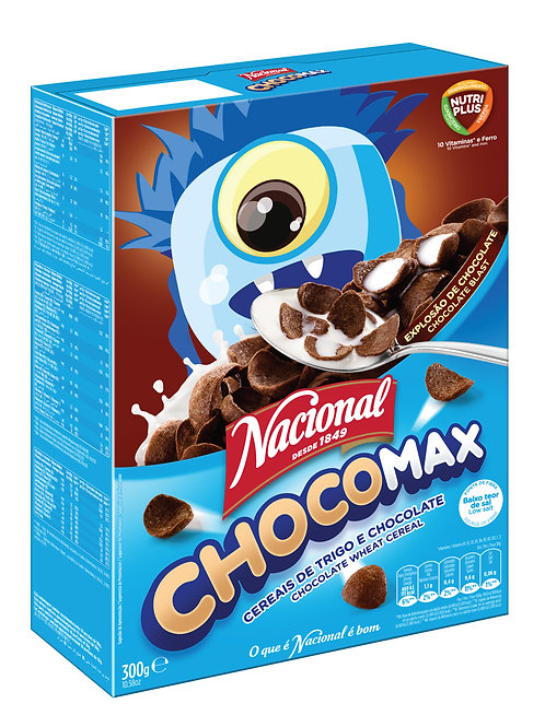ChocoMax Cereal Chocolate 300g