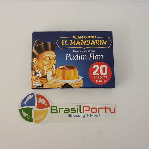 Pudim Flan El Mandarin 19.2g