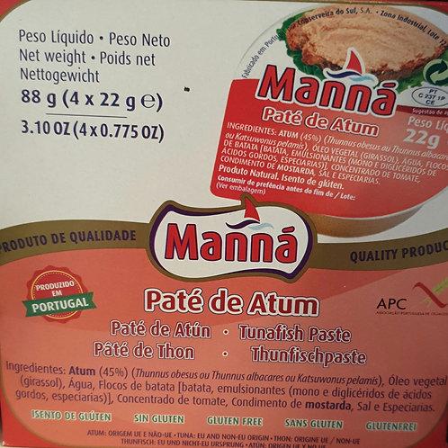 Paté Atum 88g