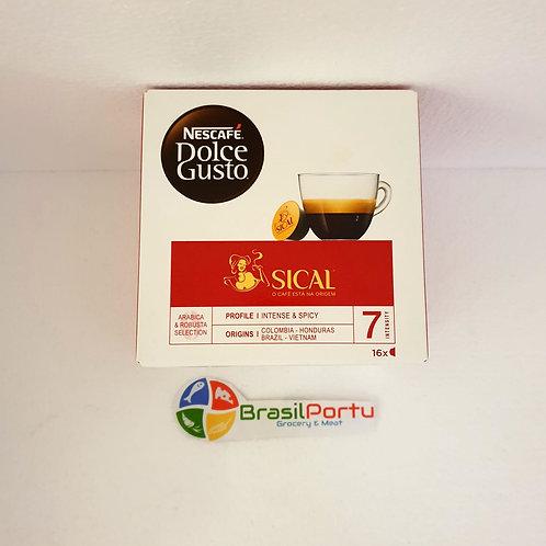 Café Sical Capsula Dolce Gusto
