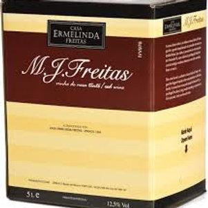 Vinho Tinto M.J Freitas 5L