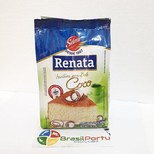 Mistura de Bolo Coco Renata 400g