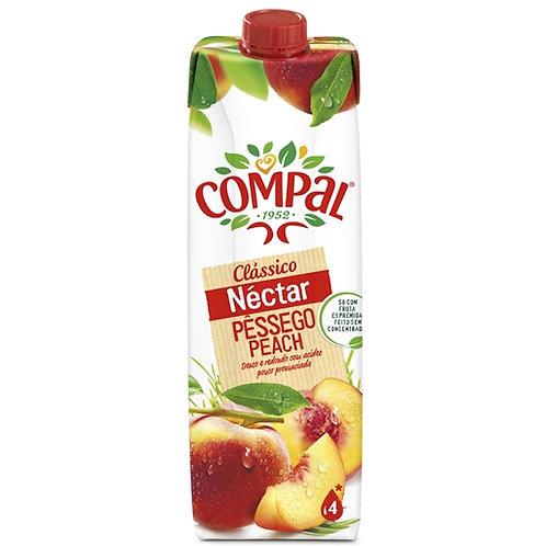 Compal Nectar Pêssego 1L