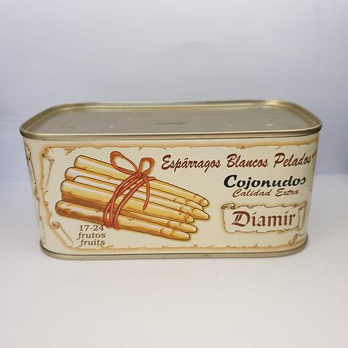 Diamir Espárragos Blancos Pelados (Cojonudos) 660g