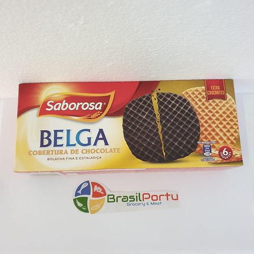 Biscoito Belgas Chocolate 220g