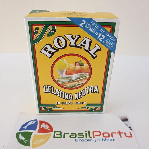Gelatina Neutra Royal 20g