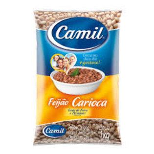 Feijão Carioquinha Camil 1kg