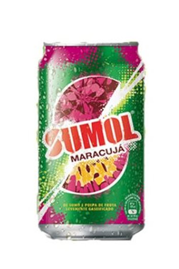 Sumol Lata Maracujá