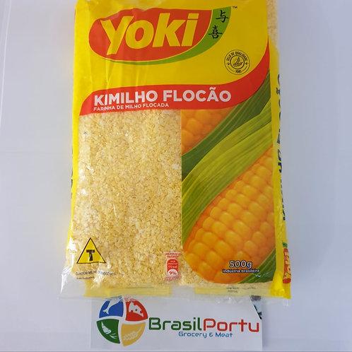 Farinha de Milho Flocão Yoki 500g