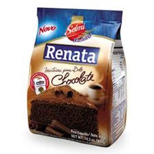 Mistura de Bolo Chocolate Renata 400g