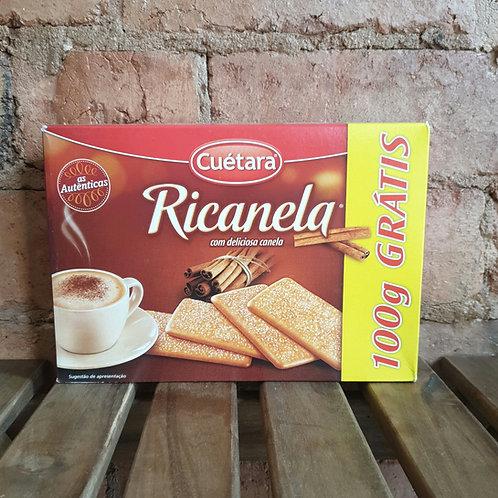 Biscoito Ricanela Cuetara 500g