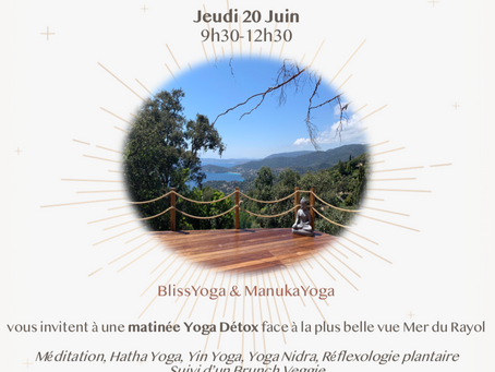 Morning Yoga Detox