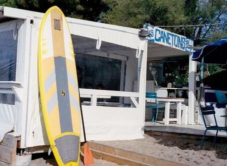 Cet été Yoga Vinyasa sur la plage des Canetons !