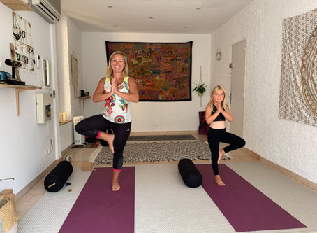Yoga Maman-Enfant