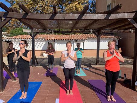 Photos Atelier Yoga Ayurveda Automne