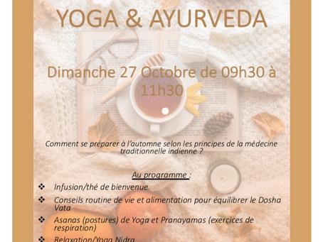 Atelier Yoga et Ayurveda