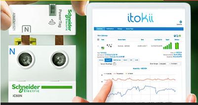 Itokii + Schneider PowerTags : New Webinar Sep 2 . 2pm Buenos Aires.